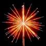Светодиодный фейерверк